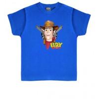 BOY STORY VAQUERO - Camiseta Unisex