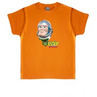 BOY STORY ASTRONAUTA - Camiseta Unisex