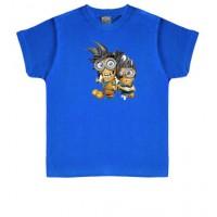 MINION DRAGON BALL - Camiseta Unisex