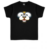 MINION PERRO GAFAS - Camiseta Unisex