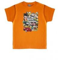 MINIONS GRAND BABANA AUTO - Camiseta Unisex