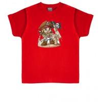 PIRATAS - Camiseta Unisex