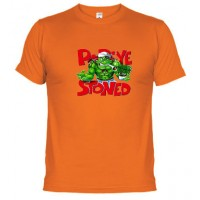 POPEYE STONED - Camiseta Unisex