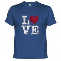 I LOVE - Camiseta Unisex