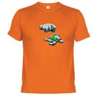 MANOS CANNABIS - Camiseta Unisex