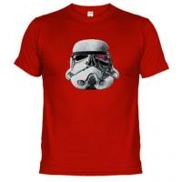 MASCARA SOLDADO STAR WARS - Camiseta Unisex