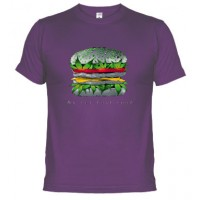 MY POL FAST FOOD - Camiseta Unisex