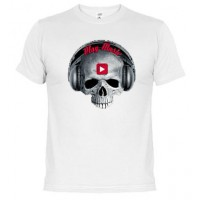 PLAY MUSIC - Camiseta Unisex
