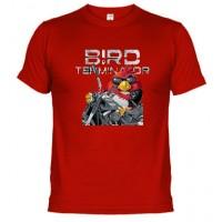 BIRD TERMINATOR  - Samarreta unisex