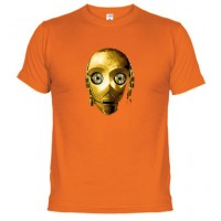 STAR WARS C-3PO - Camiseta Unisex