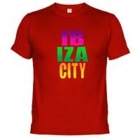 IBIZA CITY  - Samarreta unisex