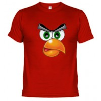 BIRD FACE - Camiseta Unisex