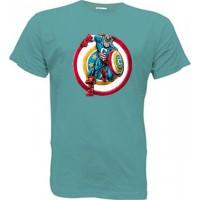 CAPITAN AMERICA - Camiseta Unisex