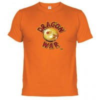 DRAGON WAR - Camiseta Unisex