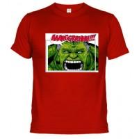 HULK - Camiseta Unisex