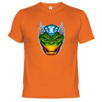 HULK MIXED - Camiseta Unisex