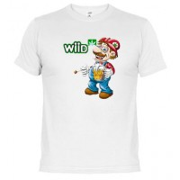 MARIO WIID - Camiseta Unisex