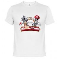 SONIC MARIO DEAD - Camiseta Unisex