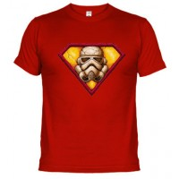SUPER SOLDADO IMPERIAL STAR WARS- Camiseta Unisex