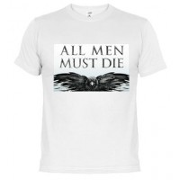 All men must die Juego de tronos