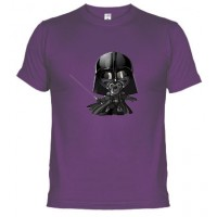 Mini Darth Vader STAR WARS- Camiseta Unisex