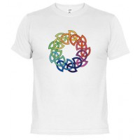 Celtic knot, colors