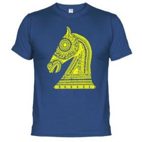 Chess Horse Head