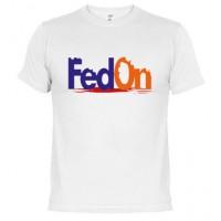 FedEx logo zombie
