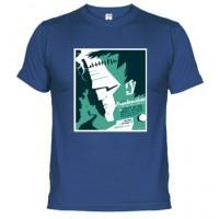 FRANKENSTEIN BORIS KARLOFF II- Camiseta unisex