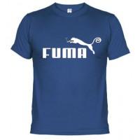 FUMA LOGO  - Camiseta unisex