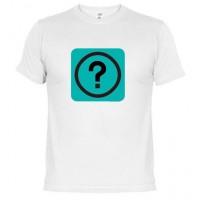 Signo Interrogación  - Camiseta unisex