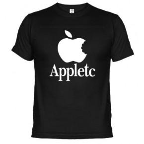 APPLETC LOGO - Camiseta unisex