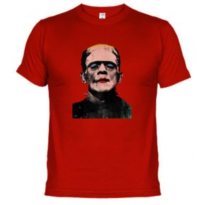 Pop Frankenstein- Camiseta unisex
