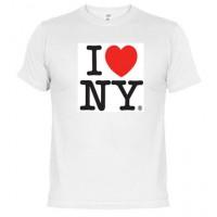 I love NY - Camiseta unisex