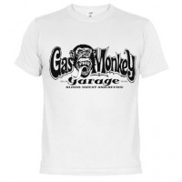 Gas Monkey Garage - Camiseta unisex