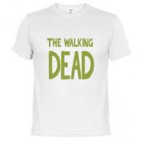 The walking dead III- Camiseta unisex