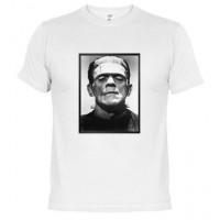 FRANKENSTEIS FOTO  - Camiseta unisex