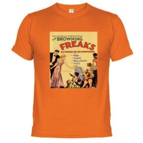 Freaks cartel  - Camiseta unisex