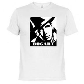 Humphrey Bogart II - Camiseta unisex