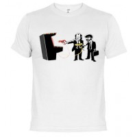 Pulp Fiction III  - Camiseta unisex