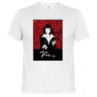 Uma Thurman Pulp Fiction II  - Camiseta unisex