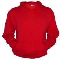 Sudadera Kangool Con Capucha Roja Para Personalizar