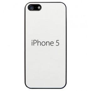 IPhone 5/5 S  Funda Blancas