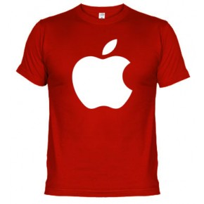 Apple Store  - Camiseta unisex