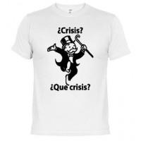 Crisis monopoly - Samareta unisex