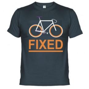 Bici Fixed  - Camiseta unisex