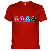 DARTH PACMAN STAR WARS  - Camiseta unisex