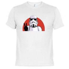 Star Wars Soldado imperial pacífico - Camiseta unisex