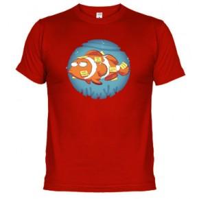 pez desmemoriado  - Camiseta unisex