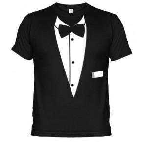 Smoquin - Camiseta unisex